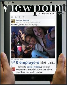 The Skyline View launched Viewpoint, its first-ever magazine, spring semester 2015.